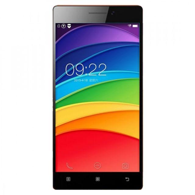 Auto-hightech Smartphone 2Go + 16Go, 5,3 pouces Qualcomm Snapdragon 615 Msm8939 Octa Core 1,5 Ghz, réseau 4G - Bleu