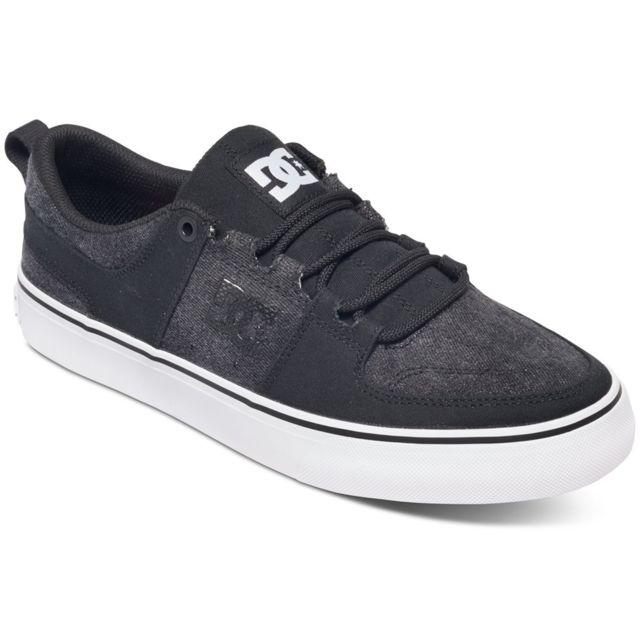 Dc - Shoes Lynx Vulc Tx Se Chaussure Homme - Taille 40 - Noir
