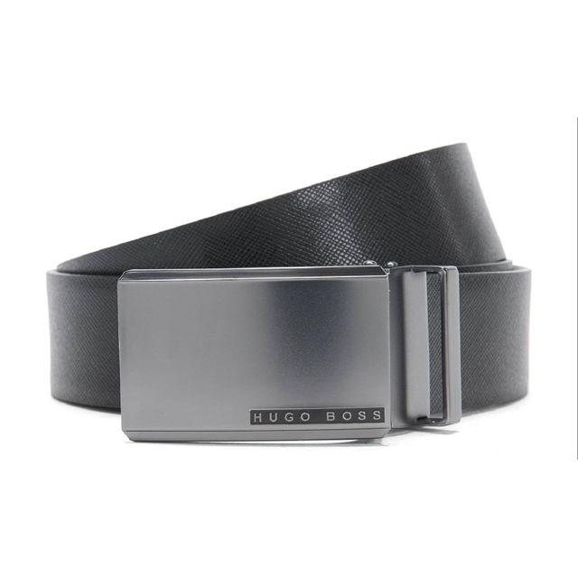 Hugo Boss - Coffret ceinture avec 2 boucles - pas cher Achat   Vente ... 66cf96123b0