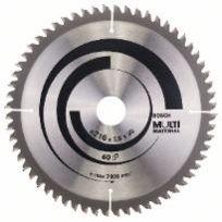 Bosch - Lame de scie circulaire Multi Material Ø 30mm - 216X30X2.5 - 2 608 640 446