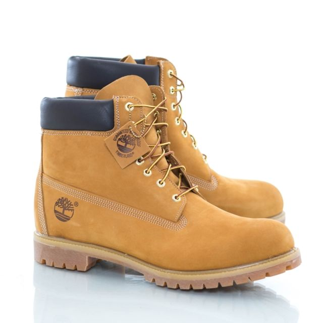 Timberland Boots prem bt wheat camel pas cher Achat
