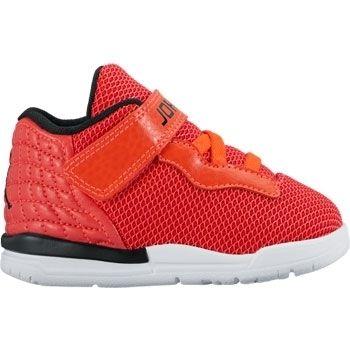 pas mal b0416 f723e Nike - Basket Jordan Academy TD, Orange 844706-605-26 - pas ...