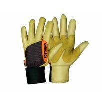 Rostaing - Gants de protection Forestier Matériel Vibrant - Taille 10