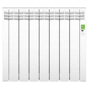 rointe radiateur lectrique fluide caloporteur 1600 watts delta ultimate wifi blanc. Black Bedroom Furniture Sets. Home Design Ideas