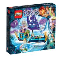 Lego - ELVES - Le bateau magique de Naida et Aira - 41073