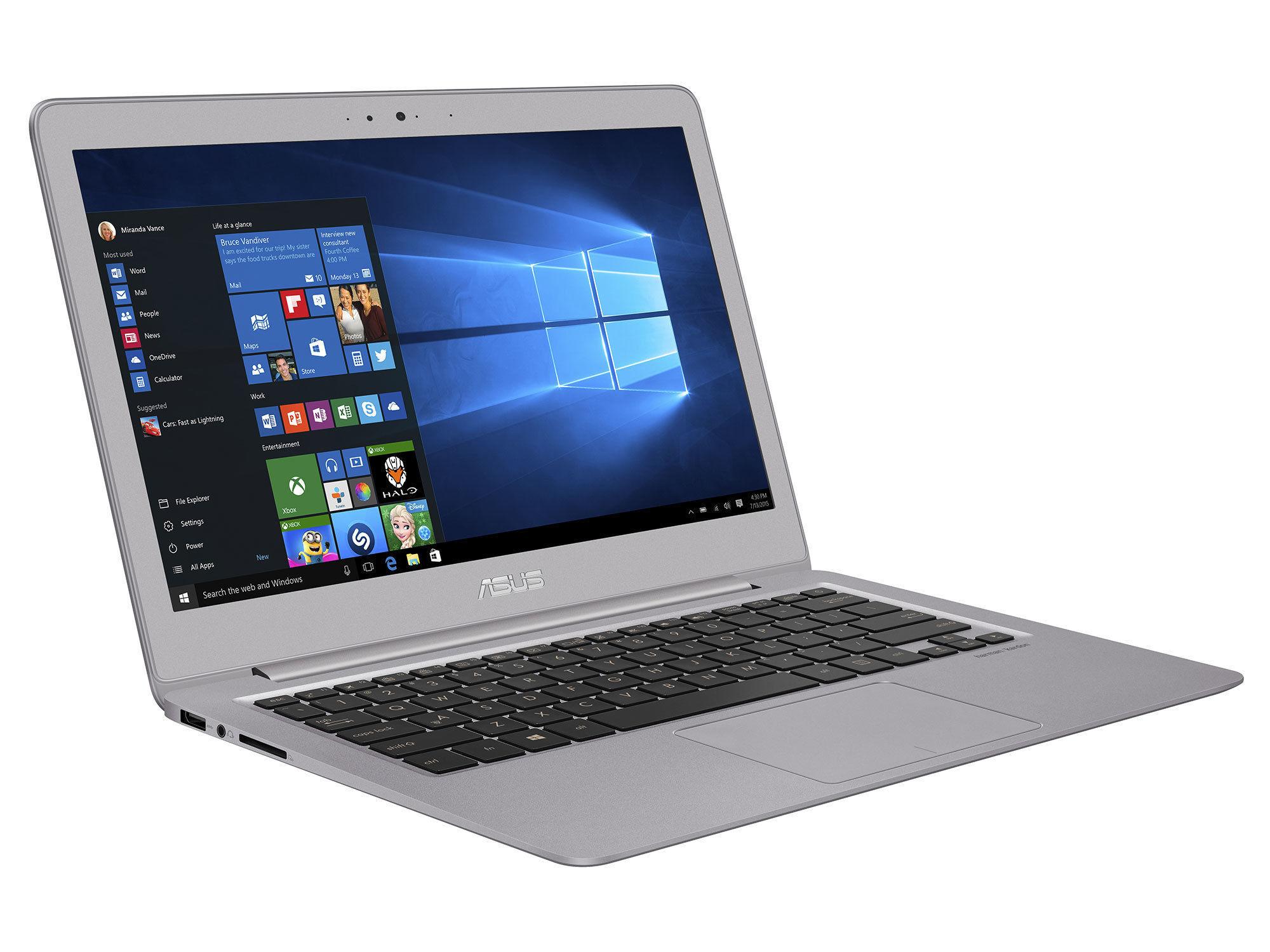 ZenBook UX330UA-FC309T - Gris métal