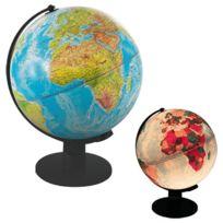 Microplanet - Globe lumineux 30 cm