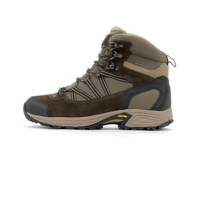 Aigle Chaussures MOOVEN MID Marron sxGxQYM
