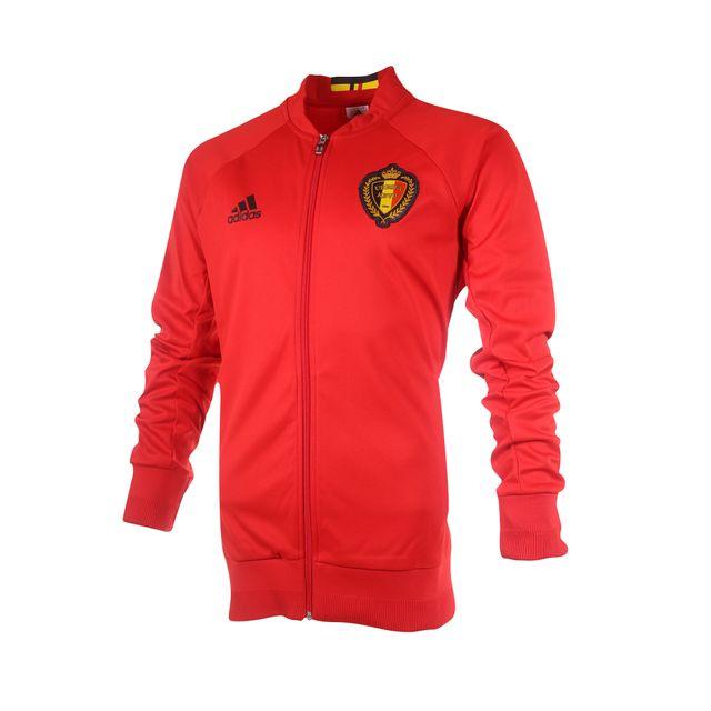 Adidas performance Veste Anthem Belgique Rouge pas cher