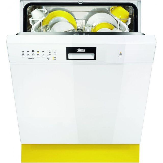 FAURE Lave-Vaisselle Intégrable FDI14001WA FDI 14001 WA