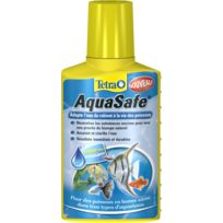 Tetra - Conditionneur d'eau Aquasafe 100 ml pour aquarium