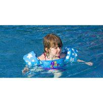 Sevylor - Bouée enfant Puddle Jumper Deluxe bleue hippocampe