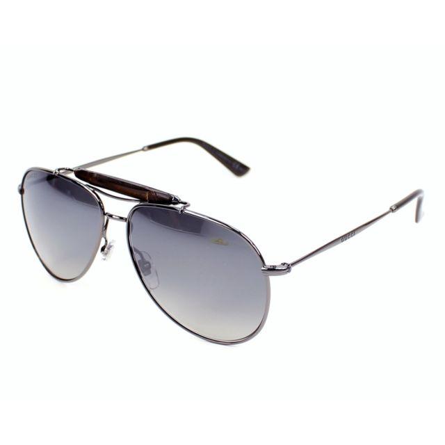5b267c75099342  strong Gucci  strong  gg 2235 s kj1lg gunmetal lunettes de soleil