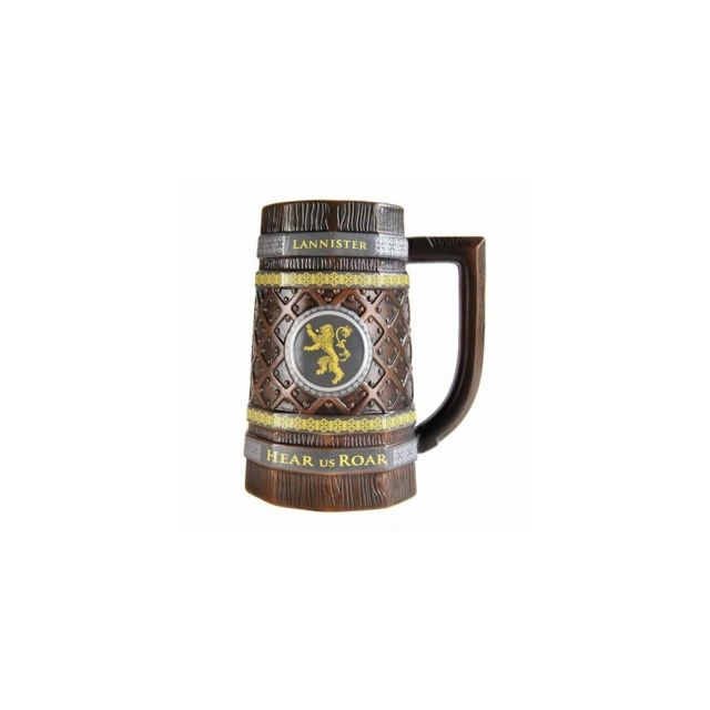 Half Moon Bay Game of Thrones - Chope céramique Lannister