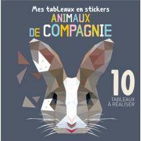 1 2 3 Soleil - mes tableaux en stickers ; animaux de compagnie