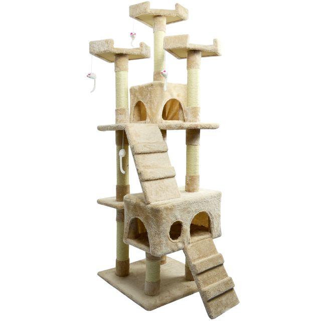 arbre à chat - achat arbre à chat pas cher - rue du commerce