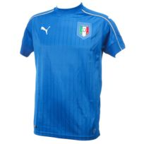Puma - Maillot de football Figc italia h shirt nv jr Bleu 56477