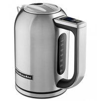 Kitchenaid - Bouilloire 1.7L 2400W a Température Variable Acier Inoxydable 5KEK1722ESX