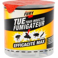 Fury - Fumigateur tous insectes 300m³