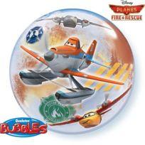 Qualatex - Ballon Bubble Planes - Disney