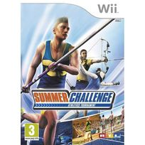 Midway - Summer Challenge / Jeu console Wii