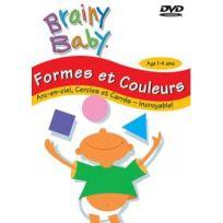 The Brainy Company - Brainy Baby - Formes et couleurs - Arc-en-ciel, cercles et carrés