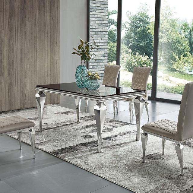 Table à manger baroque Liva