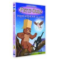 Citel video - Petit Ours : Pique-nique Sur La Lune - Dvd - Edition simple