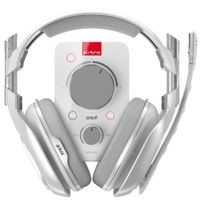 ASTRO GAMING - ASTRO A40 TR+ MixAmp Pro TR X1 Dolby 7.1 - Blanc