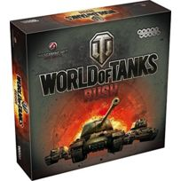 Hobby World - Board Game - World Of Tanks Rush