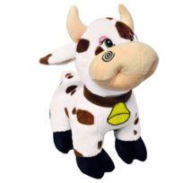 Sans Marque - Peluche Vache 20cm