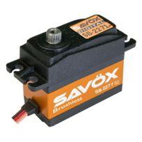 Savox - SERVO STD SB-2271SG BRUSHLESS 20Kg.cm/7,4V