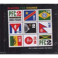 - Compilation - Playing for change : Songs around the world part 2 Boitier cristal