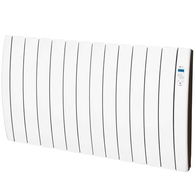 haverland radiateur lectrique inertie c ramique 1000w. Black Bedroom Furniture Sets. Home Design Ideas