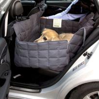 Doctor Bark - Couverture grise pour voiture 2 places Taille S