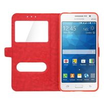 copy of Etui Housse Support Silicone pour Samsung Galaxy S8 Plus - Rouge