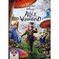 The Walt Disney Company Italia S.P.A. - Alice In Wonderland IMPORT Italien, IMPORT Dvd - Edition simple