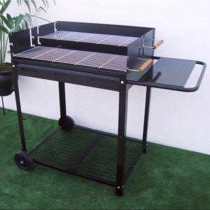 imor barbecue charbon de bois xl pas cher achat. Black Bedroom Furniture Sets. Home Design Ideas