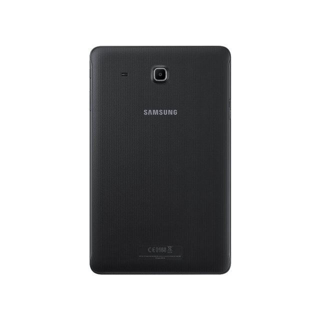 Samsung - Galaxy Tab E - SM-T560NZKAXEF - WiFi - Noir