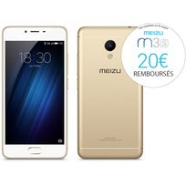 MEIZU - M3S 32Go Or