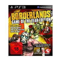 2K Games - Borderlands - game of the year import allemand