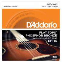 D/'Addario Phosphor Bronze EJ78 22-74 Jeu de cordes mandoloncelle
