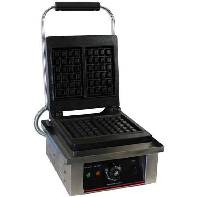 GT CATERING Gaufrier double professionnel