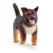Schleich - Figurine chien : Berger allemand chiot