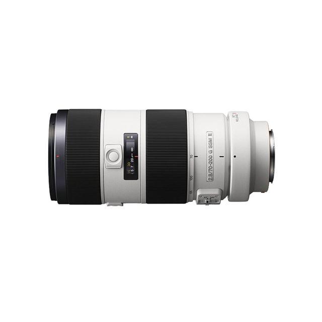 Sony Objectif Sal 70-200 mm f/2,8 G Ssm Ii