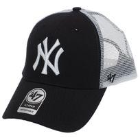 47 Brand - Casquette New york yankees brason Noir 14952