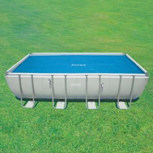 Intex b che bulles rectangulaire pour piscine for Piscine bois 6x4 rectangulaire