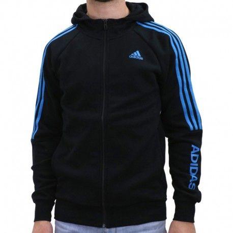 Adidas originals Sileno Fz Hoody Nr Sweat à Capuche