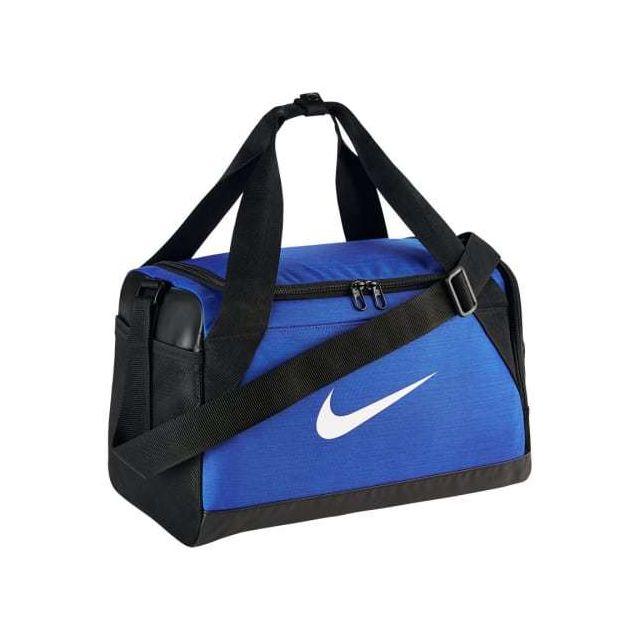 d5d7d36fb4 Nike - Sac de sport Brasilia Extra-Small Duffel bleu - pas cher Achat / Vente  Sacs à dos - RueDuCommerce