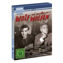 Icestorm Entertainment GmbH - Wolf Unter WÖLFEN 3 Dvds, IMPORT Allemand, IMPORT Coffret De 3 Dvd - Edition simple